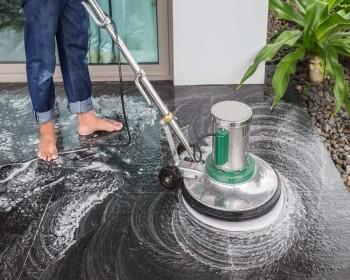 Lavado, brillado y cristalizado de pisos