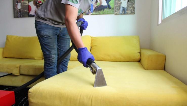 Limpieza profunda de tapizados