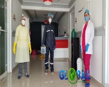 Nixaurys Global Cleaning